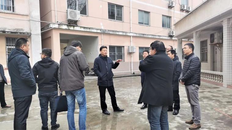 陕西省饮用水水源技术报告审查组检查汉中中心城区饮用水水源地保护工作